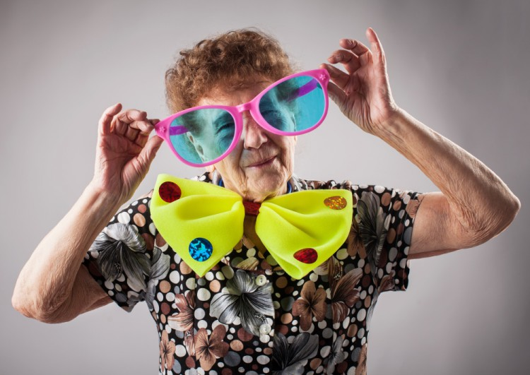 If you're not losing belly fat, this fun granny may know why...
