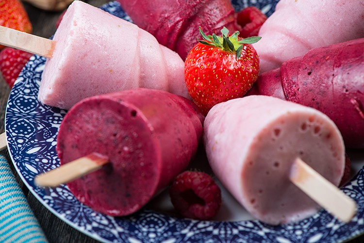 Burn Belly Fat-Summer Fun Popsicles