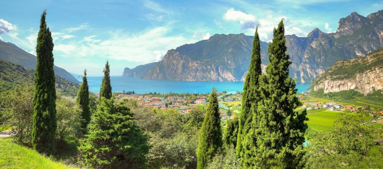 Flat Belly Workout-Lake Garda Italy