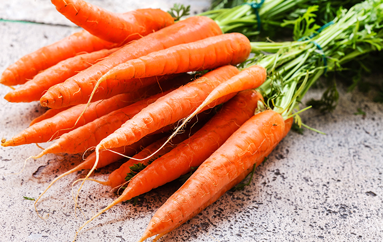 Best Veggies For Weight Loss-Carrots