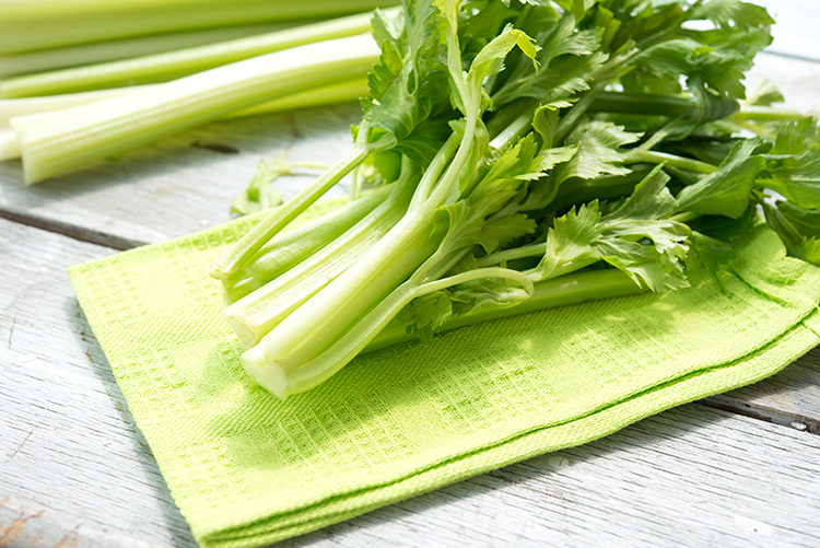 Best Veggies For Weight Loss-Celery