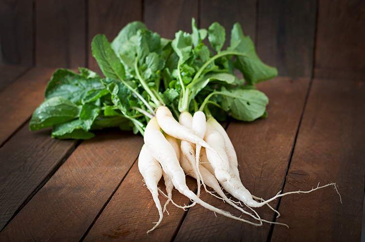 Best Veggies For Weight Loss-Radish