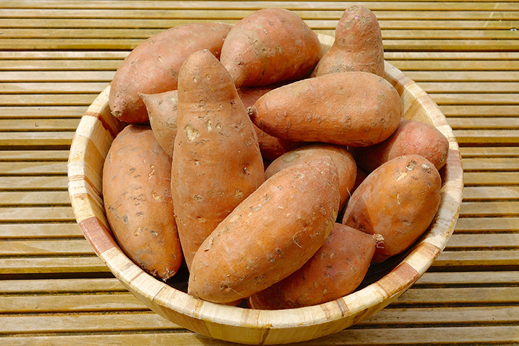 Best Veggies For Weight Loss-Sweet potato