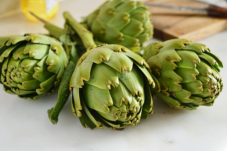 Best Veggies For Weight Loss-Artichoke