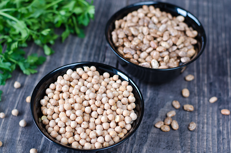 Best Veggies For Weight Loss-Chickpeas