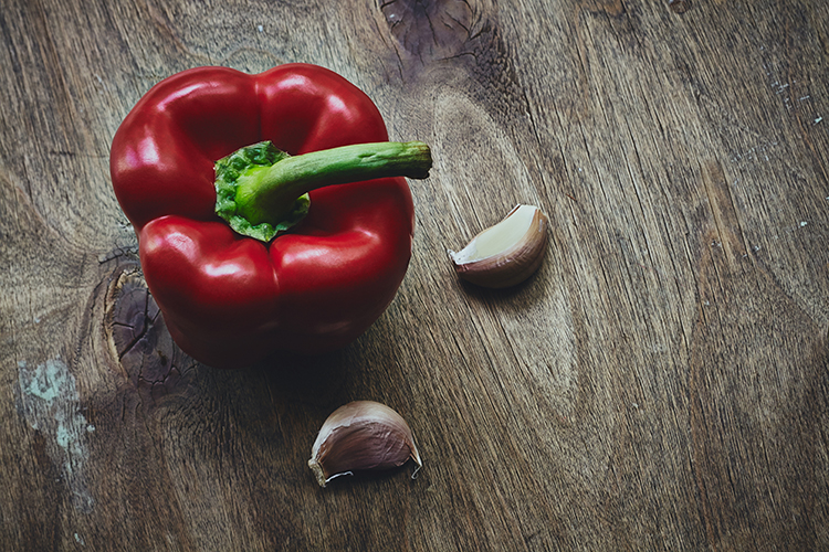 Best Veggies For Weight Loss-Peppers