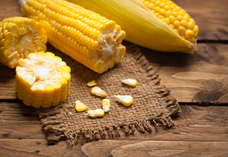 Best Veggies For Weight Loss-Corn
