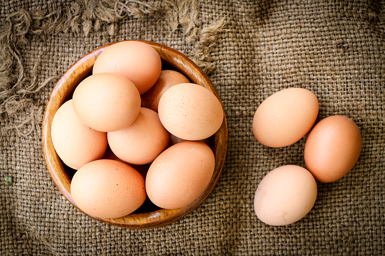 Foods That Burn Belly Fat-Eggs