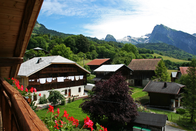 health and fitness retreat - Ferme du Ciel