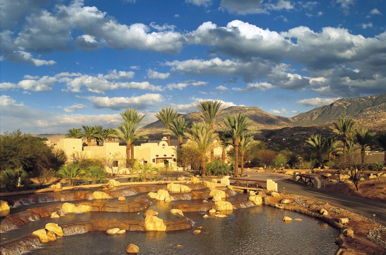 health and fitness retreat - Miraval Resort and Spa