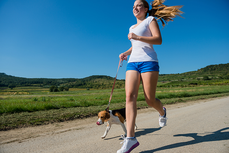 Easy Ways To Lose Weight Fast-Get active with a pet
