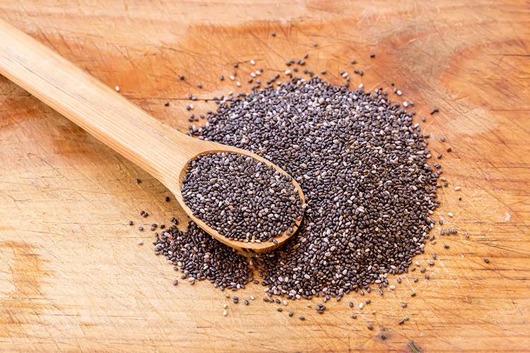 Get Skinny Fast- Chia seeds