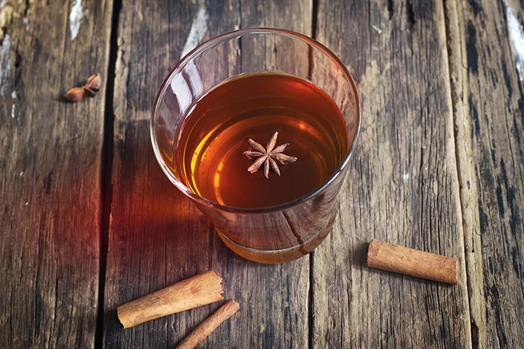 Weight loss tea-Star anise tea