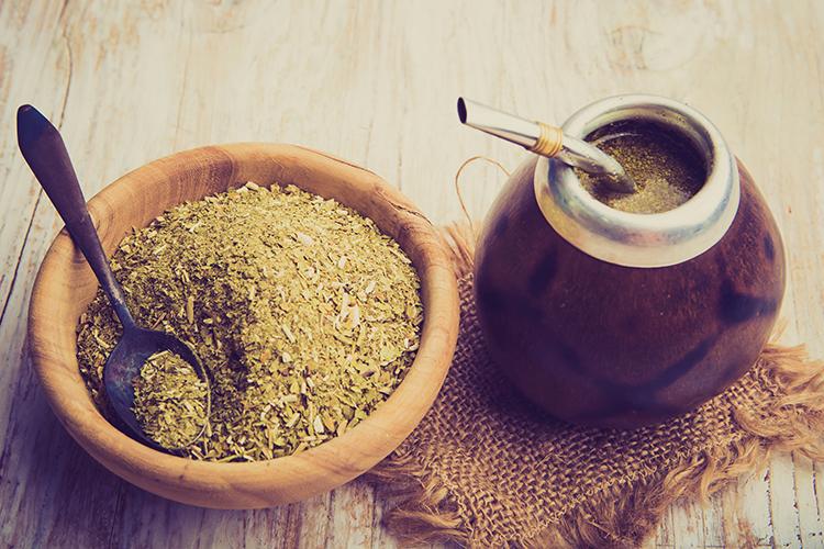 Weight loss tea-Yerba mate