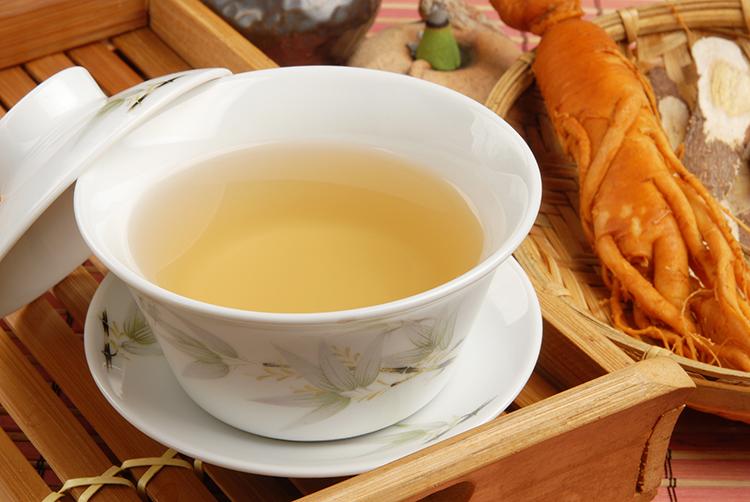 Weight loss tea-Ginseng tea