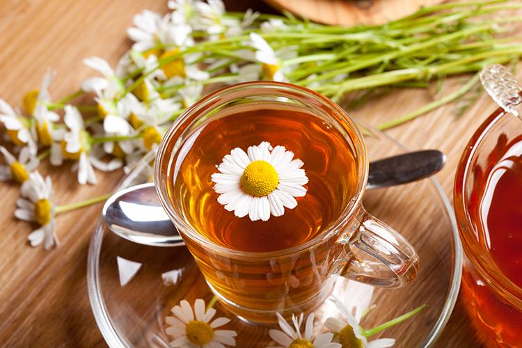 Weight loss tea-Chamomile tea