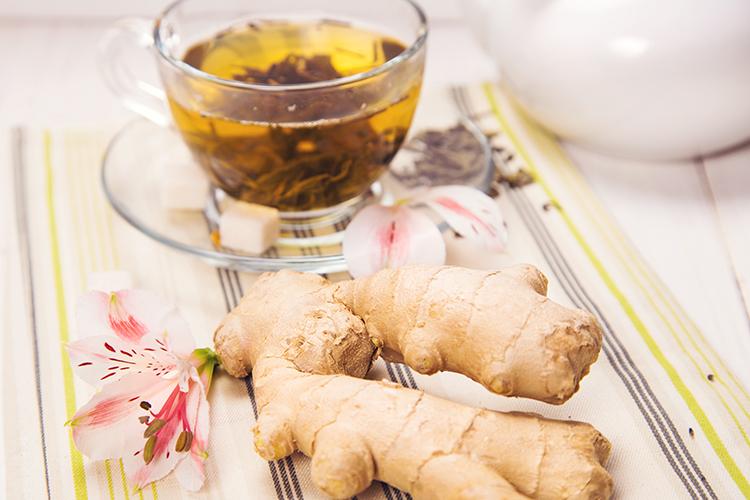 Weight loss tea-Ginger tea
