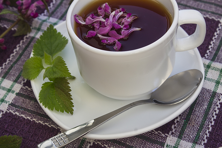 Weight loss tea-Passionflower tea