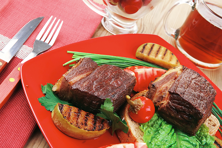 Beat Stubborn Belly Fat With-Roast beef