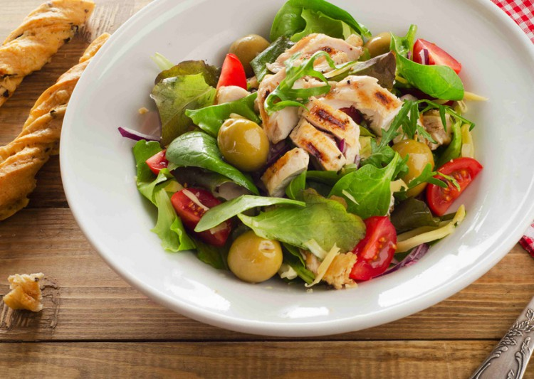 Foods That Cause Belly Fat Are Chicken Salad