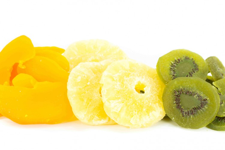 Foods That Cause Belly Fat Are Dried Fruits
