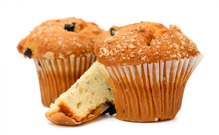 Foods That Cause Belly Fat Are Muffins