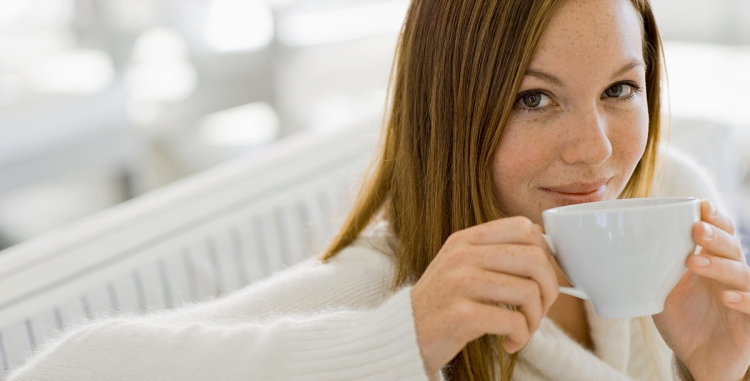 Weight loss tea - Sipping