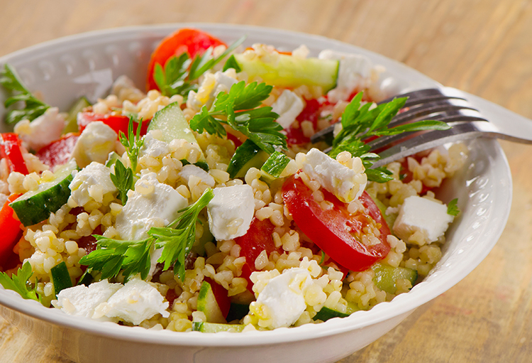 Healthy Snacks For Weight Loss Quinoa Salad