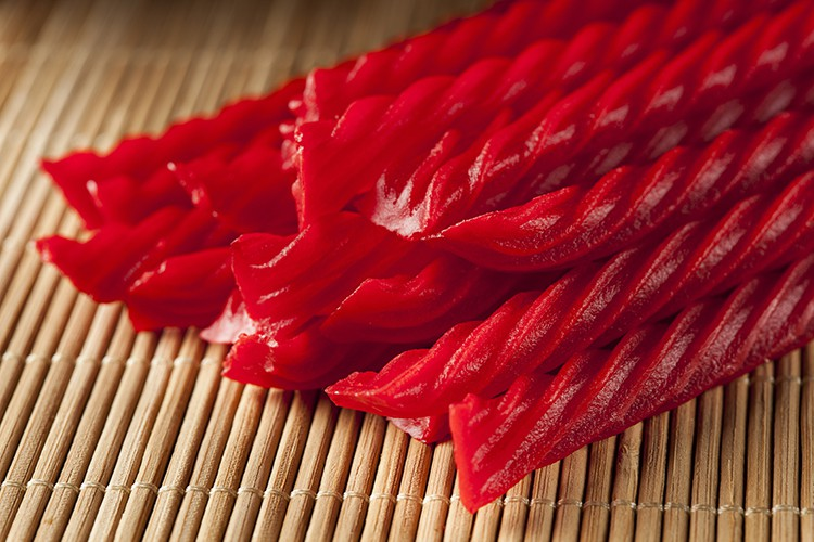 Lose Stomach Fat With-Twizzlers