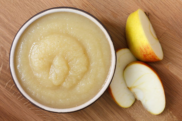 Get A Flat Belly With-Applesauce