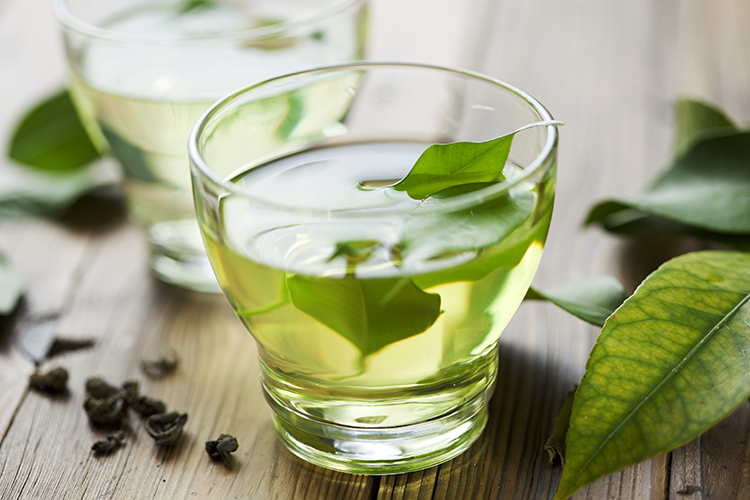 Burn Stomach Fat-Try green tea
