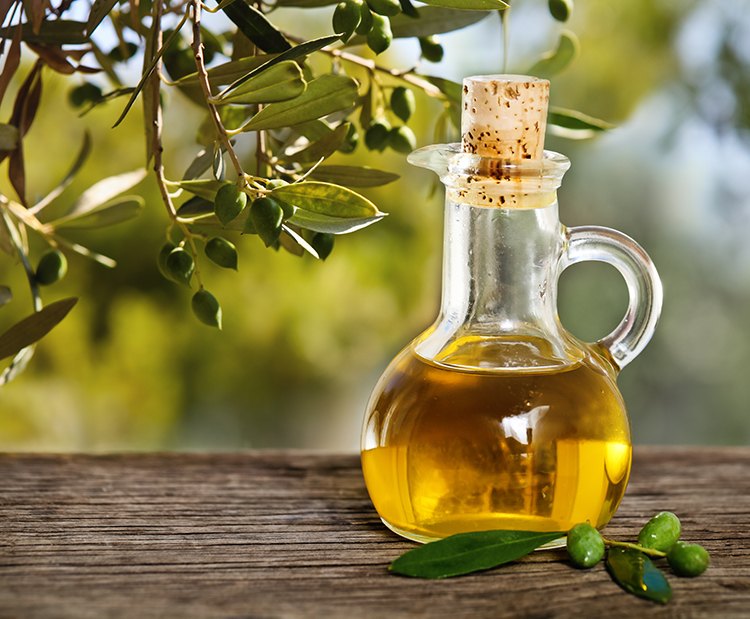 Foods That Reduce Bloating-Olive oil