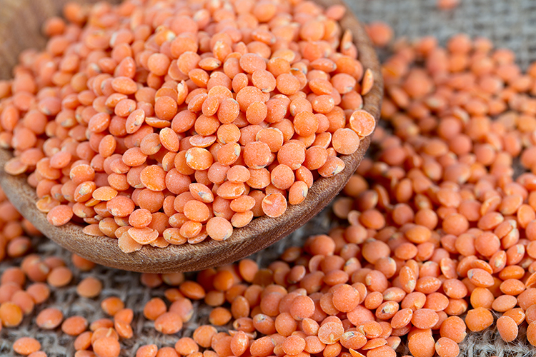 Foods That Reduce Bloating-Lentils