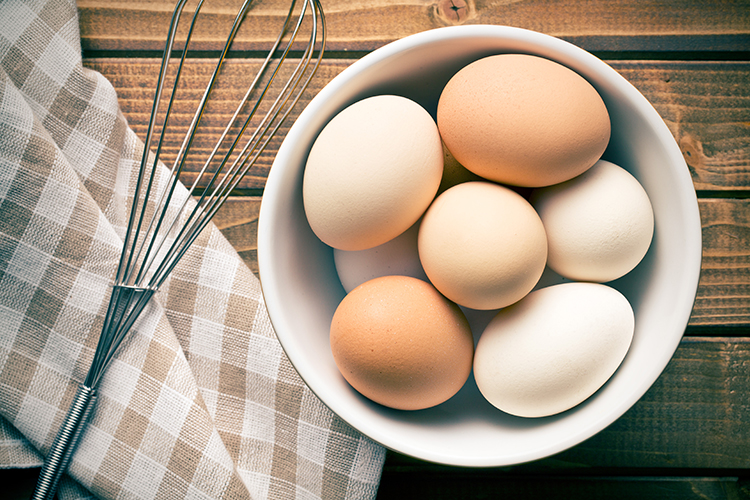 Foods That Reduce Bloating-Eggs