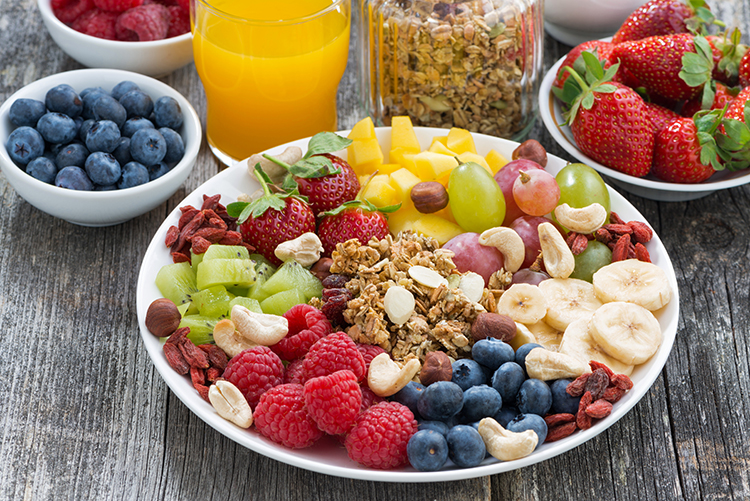 Lose 20 Pounds-Add fiber to your mornings