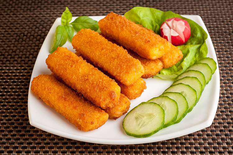 Get Flat Abs with-Fish sticks