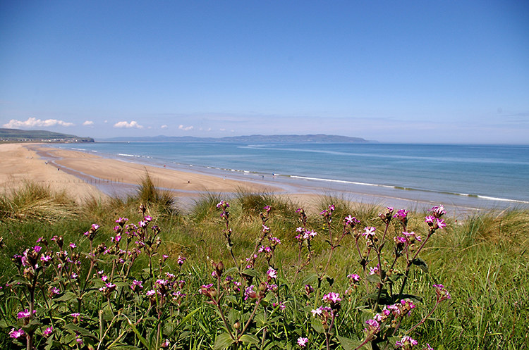 Weight Loss Plan Inspiration-Portstewart Strand, Northern Ireland