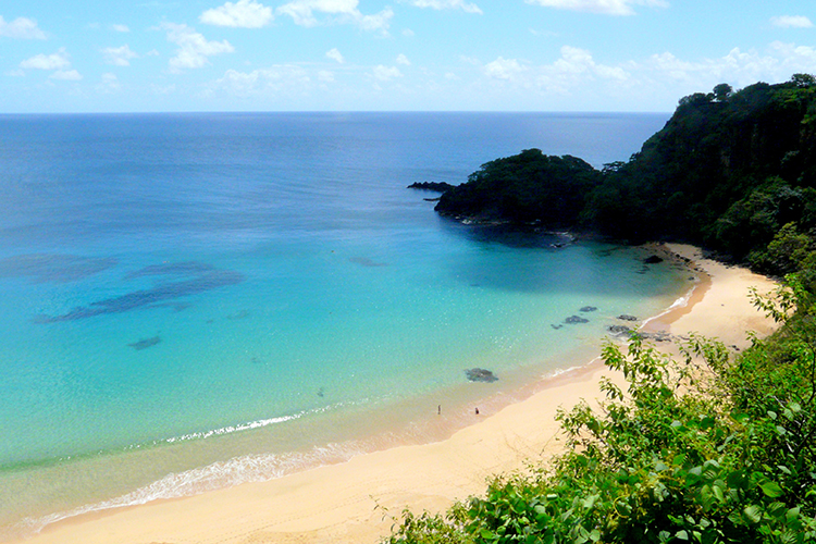 Weight Loss Plan Inspiration-Praia do Sancho, Fernando de Noronha, Brazil