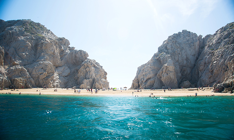 Weight Loss Plan Inspiration-Lover's Beach, Baja California Sur, Mexico