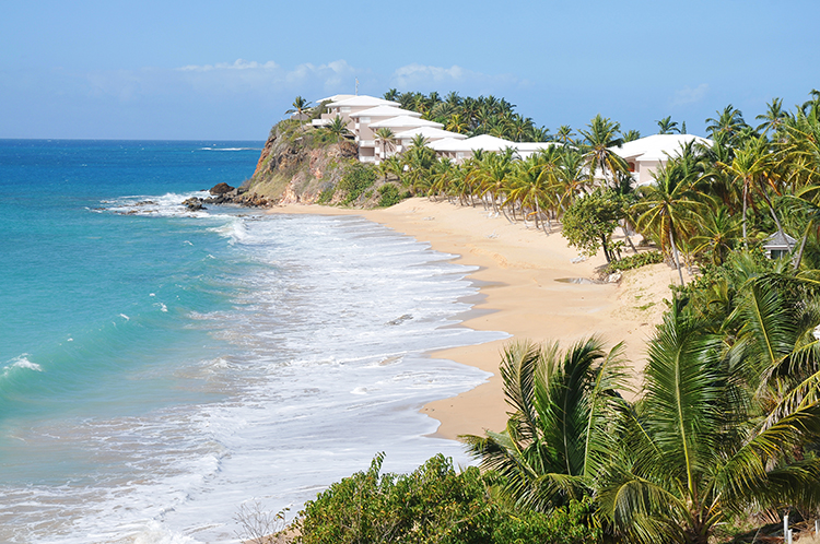 Weight Loss Plan Inspiration-Ffryes Beach, Antigua