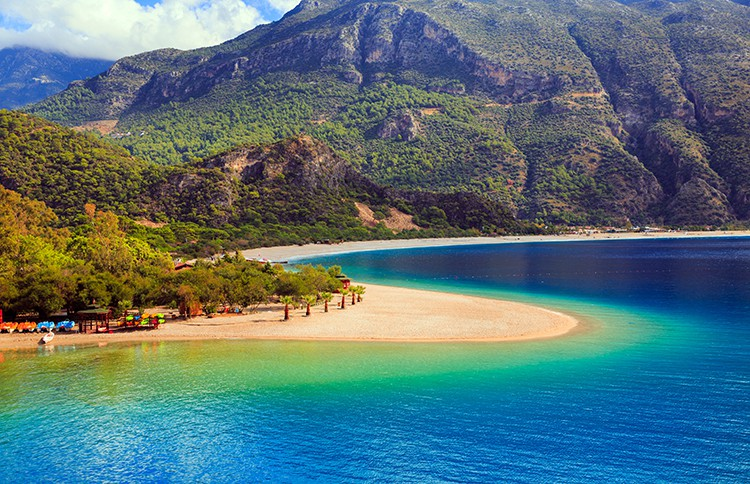 Weight Loss Plan Inspiration-Oludeniz Beach, Turkey
