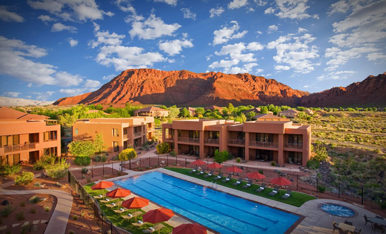5-Weight Loss Vacations-Red Mountain, Utah