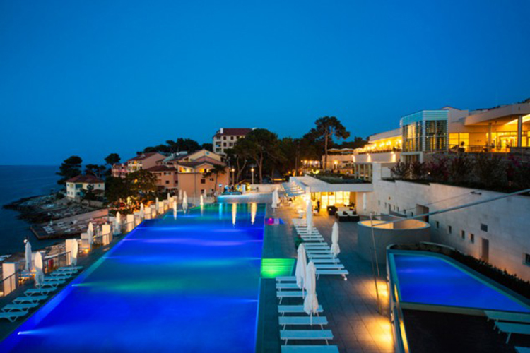 8-Weight Loss Vacations-Vitality Hotel Punta, Croatia