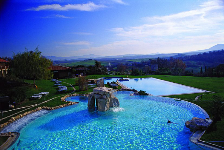 9-Weight Loss Vacations-Adler Thermae, Italy