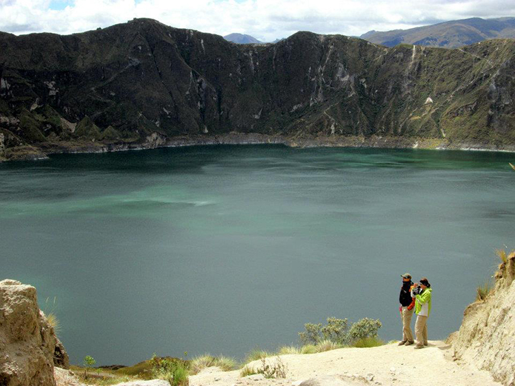 23-Weight Loss Vacations-Amazon-Andes Sky, Ecuador