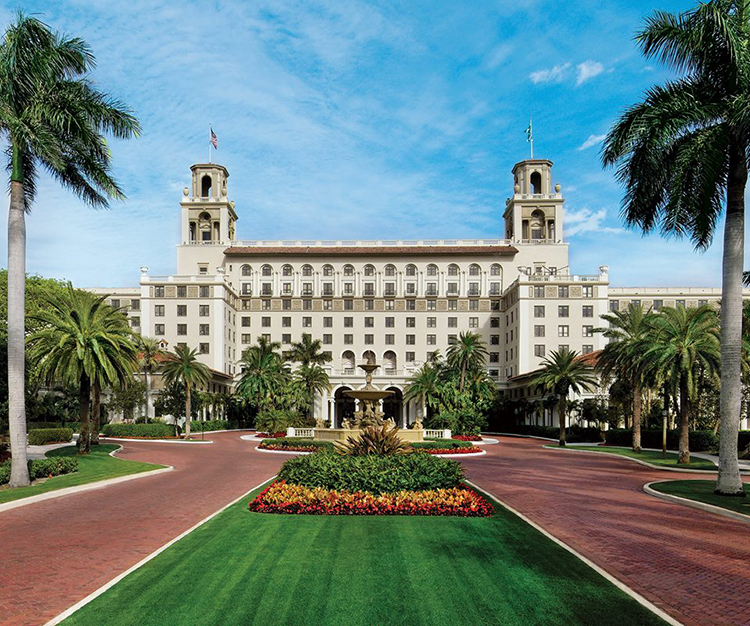 24-Weight Loss Vacations-The Breakers Palm Beach, Florida