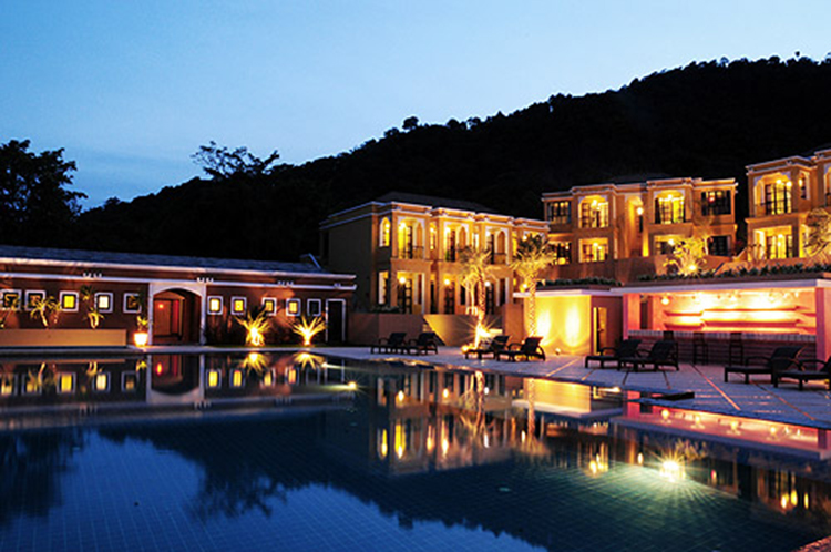 32-Weight Loss Vacations-Absolute Sanctuary, Thailand