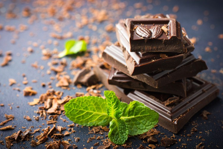 Delicious and Healthy Foods -Dark-Chocolate
