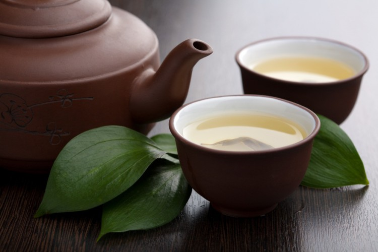 Delicious and Healthy Foods -Green-Tea