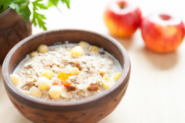 Delicious and Healthy Foods -Oatmeal